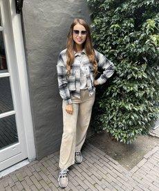 JC Sophie Jeanette Trousers - Light Beige
