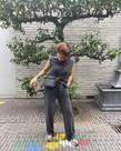 JC Sophie JC Sophie Japan Trousers - Charcoal
