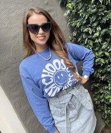 Catwalk Junkie Sweater Kindness - Dazzaling Blue