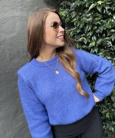 Catwalk Junkie Knit Moon - Dazzeling Blue