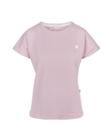 Zusss Zusss Basic T-Shirt - Hartje Lila