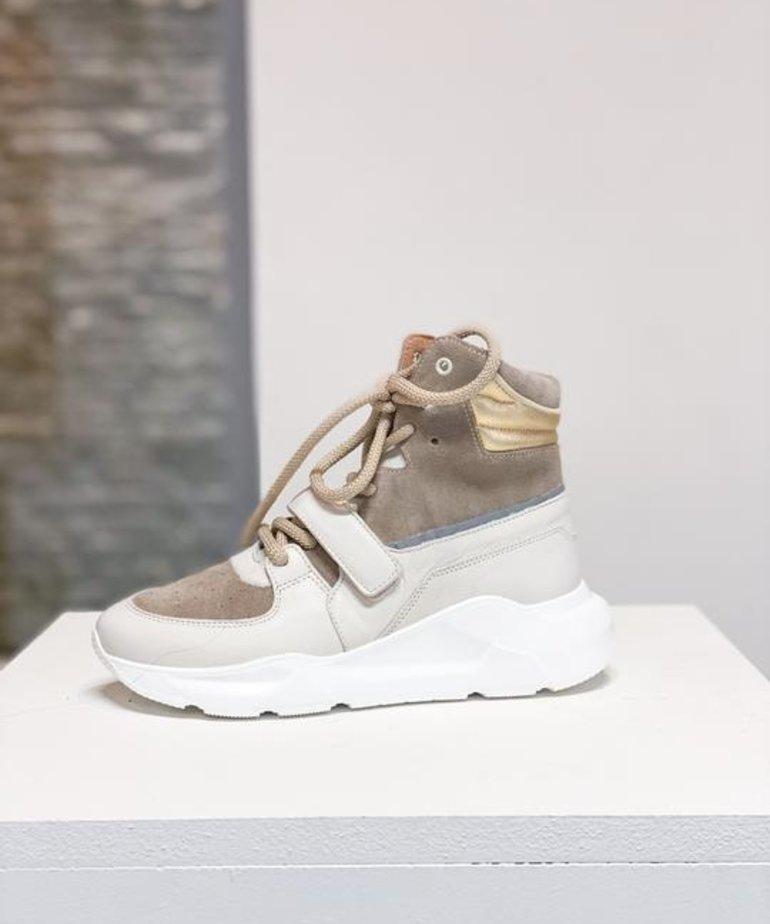 DWRS Label DWRS Label Bolton Sneakers - White/Beige