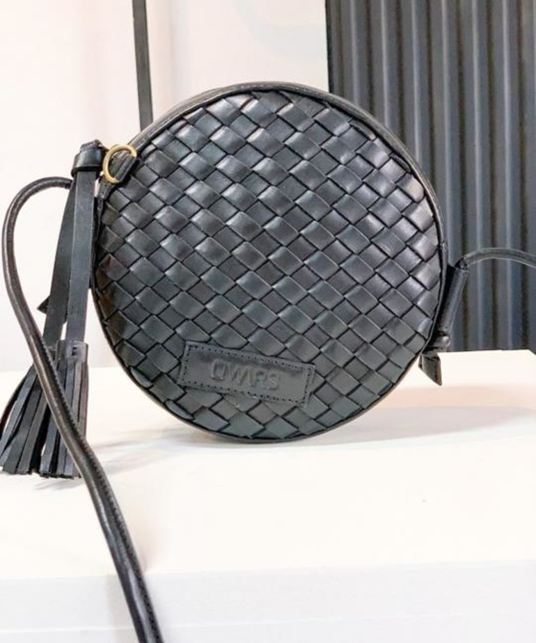 DWRS Label DWRS Label Bergamo Bag Braid - Black