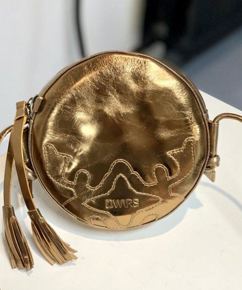 DWRS Label DWRS Label Bergamo Bag - Bronze