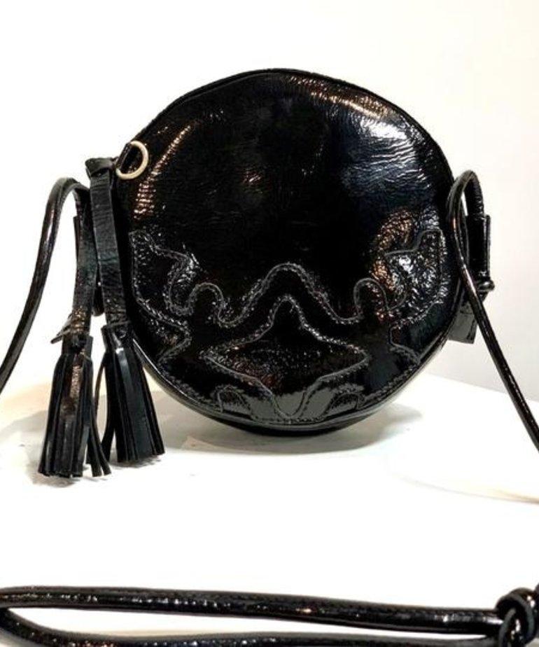 DWRS Label DWRS Label Bergamo Bag Verniz - Black