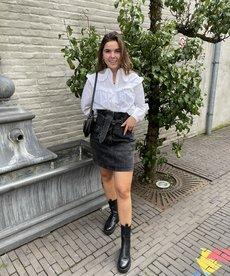 Catwalk Junkie Skirt Boogie - Washed Grey