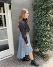 MbyM MbyM Felisha Skirt - Decima Trooper Print