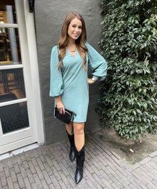 MbyM Neveah Dress - Oil Blue