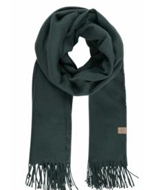Zusss Basic Sjaal - Donkergroen