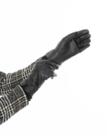 Zusss Zusss Chique Handschoen - Zwart