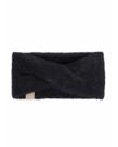 Zusss Zusss Warme Haarband - Zwart