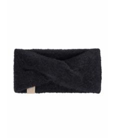 Zusss Warme Haarband - Zwart