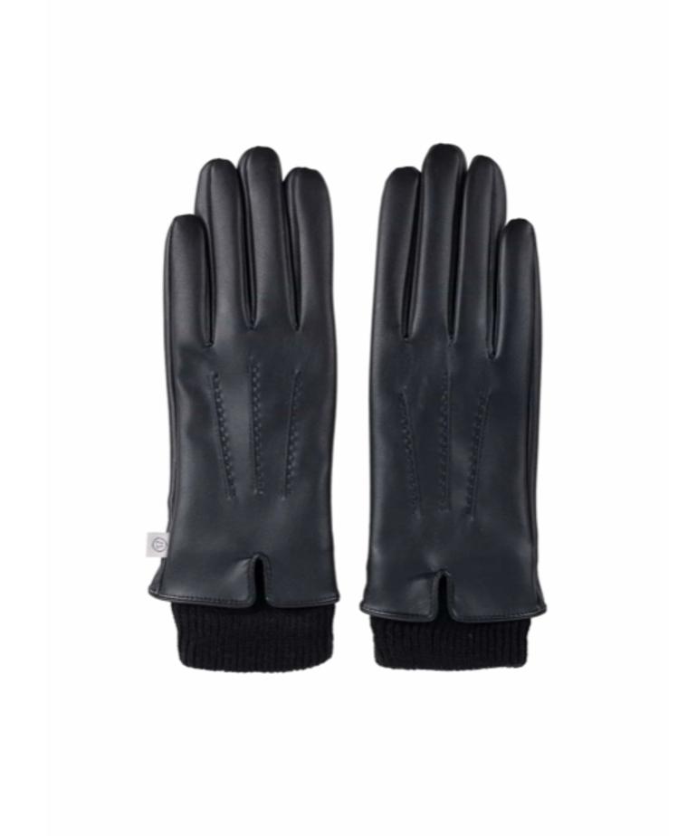 Zusss Zusss Fijne Handschoen - Zwart