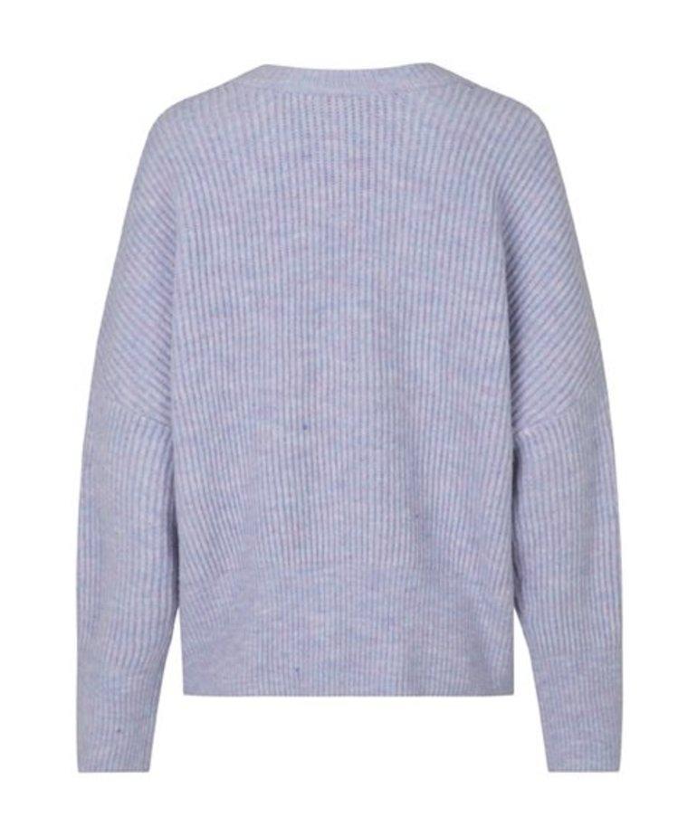 MbyM MbyM Shyla Gillian Knit - Light Blue Melange