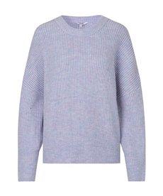 MbyM Shyla Gillian Knit - Light Blue Melange