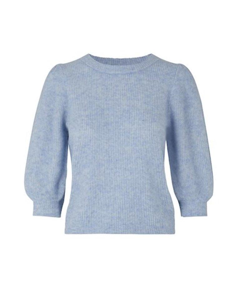 MbyM MbyM Shyla Amira Knit - Light Blue Melange