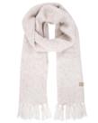 Zusss Zusss Sjaal met Franjes - Creme