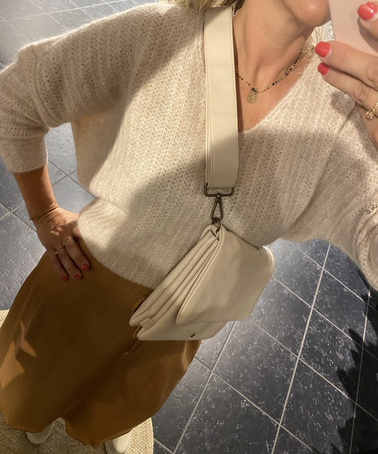 JC Sophie JC Sophie Jocasta Sweater - Light Beige