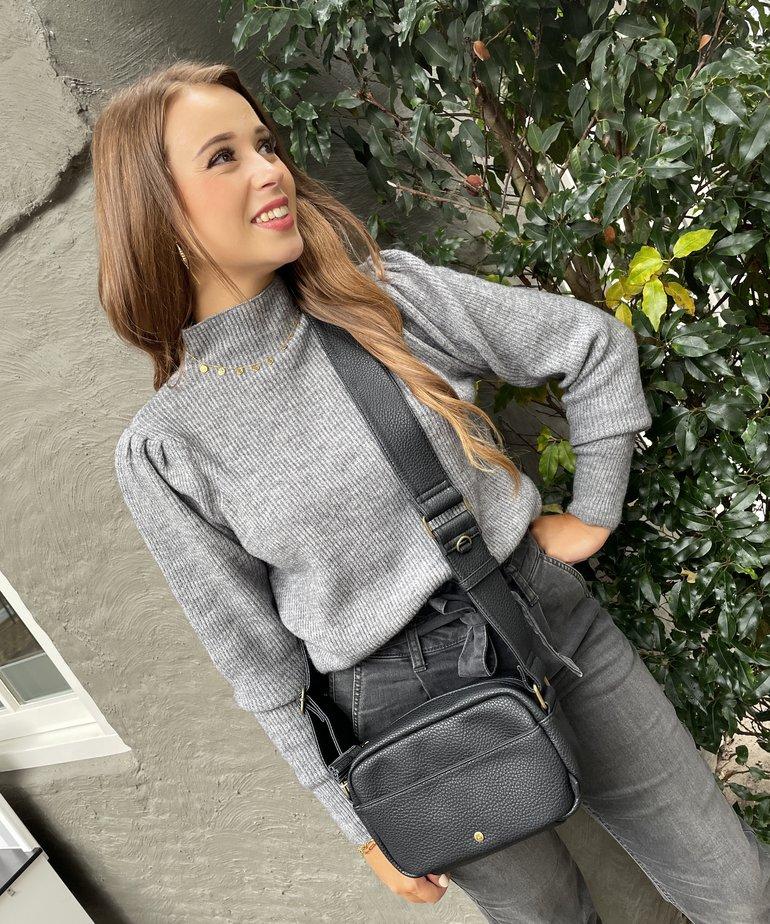 Nukus Nukus Lana Pullover - Light Grey
