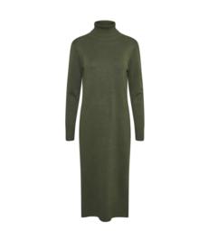 Saint Tropez MilaSZ Long Dress - Army Green Melange
