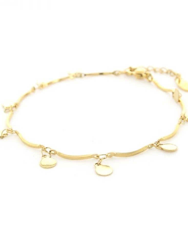 Kalli Kalli Armband Goud - 2616
