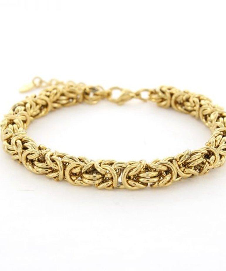 Kalli Kalli Armband Goud - 2633