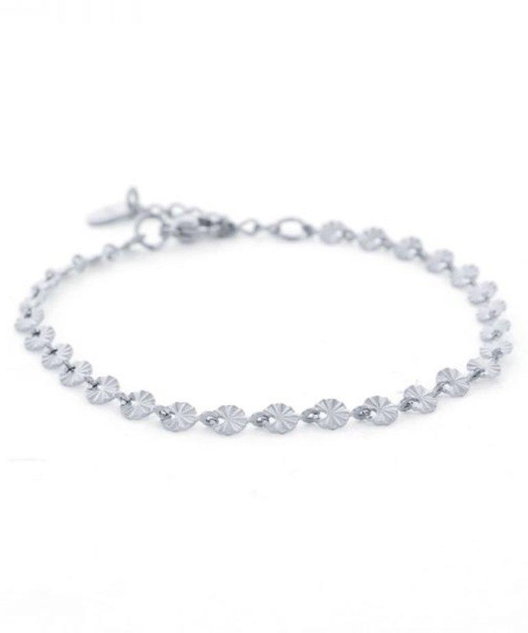Kalli Kalli Armband Zilver - 2634