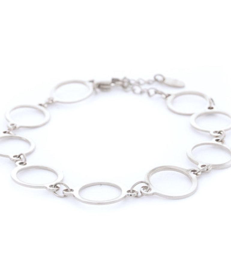 Kalli Kalli Armband Zilver - 2614