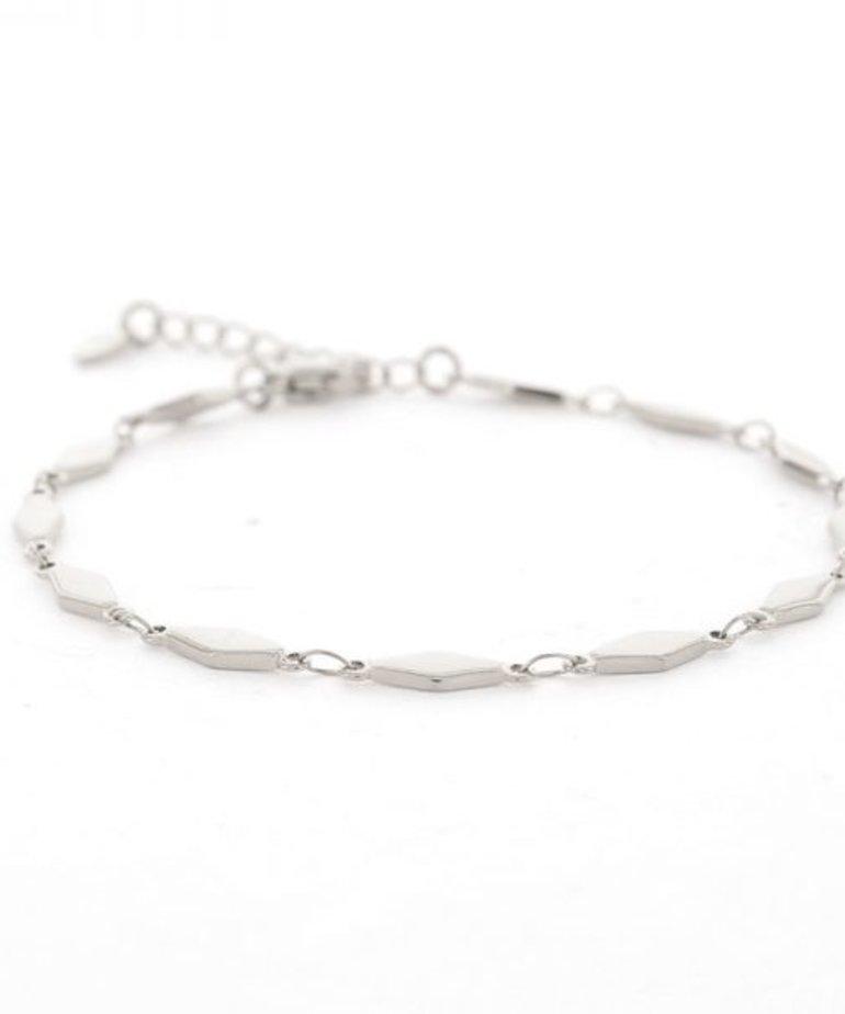 Kalli Kalli Armband Zilver - 2639