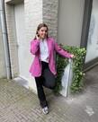 Ydence Ydence Blazer Maisie - Purple