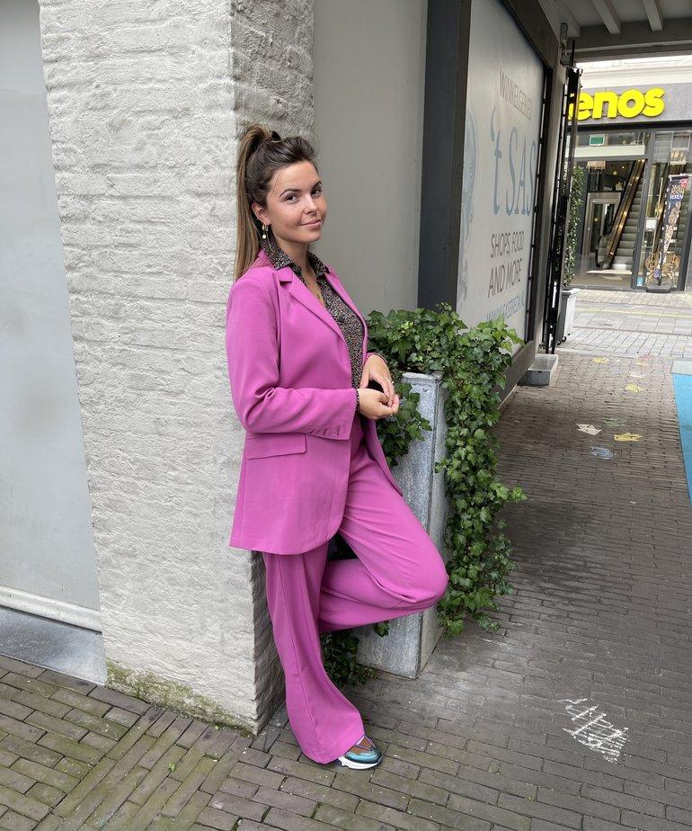 Ydence Ydence Pants Solange - Purple