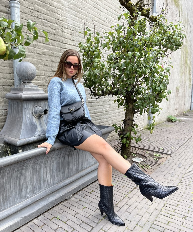 Saint Tropez Saint Tropez CandreaSZ Skirt - Black