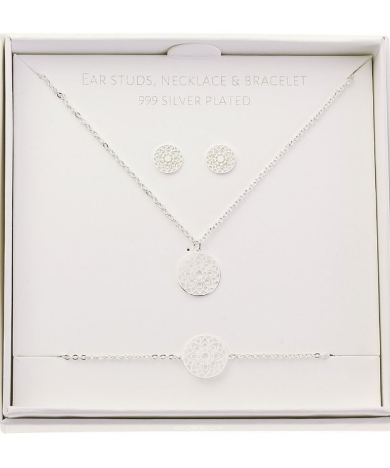 ByJam ByJam Gift Set Silver - Mandala of Luck