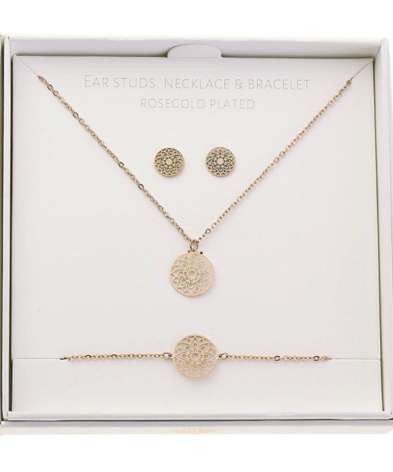 ByJam ByJam Gift Set Rose - Mandala of Luck