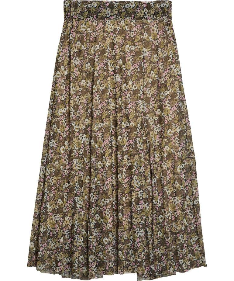 Catwalk Junkie Catwalk Junkie Skirt Terra - Multi