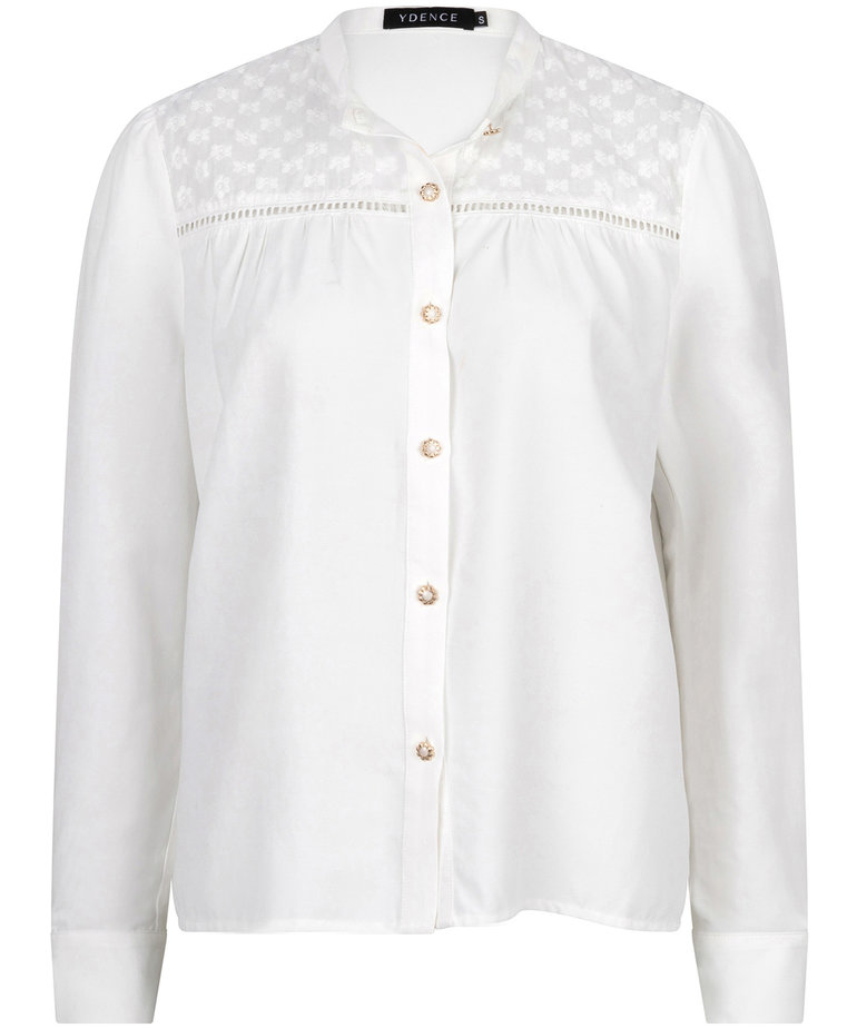 Ydence Ydence Blouse Philine - White