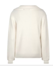 Ydence Ydence Knitted Sweater Naomi - Off White