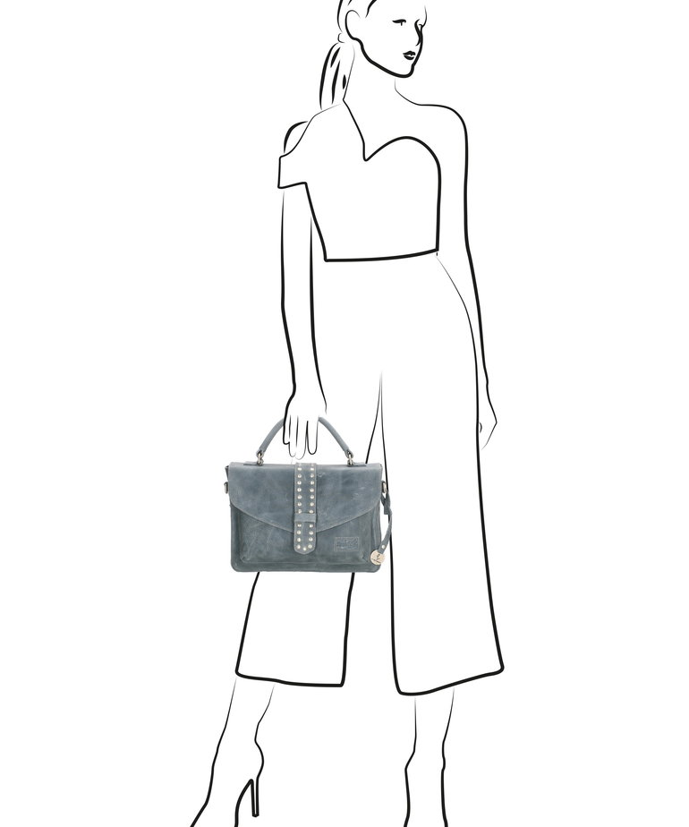 So Dutch Bags So Dutch Handtas Raider - Jeans