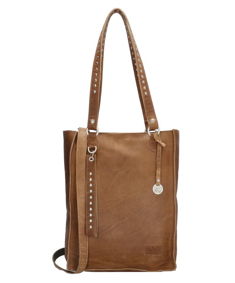 So Dutch Bags So Dutch Shopper Nietjes - Cognac