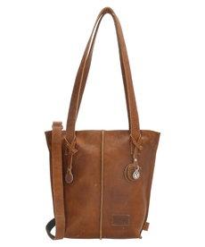 So Dutch Bags Shopper Tulp - Cognac