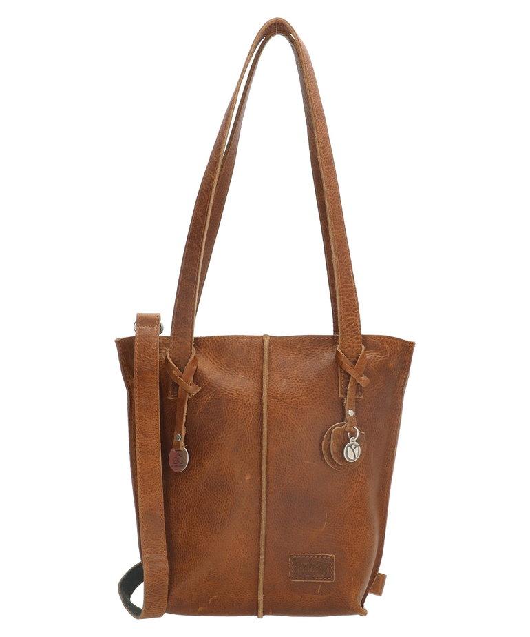 So Dutch Bags So Dutch Shopper Tulp - Cognac
