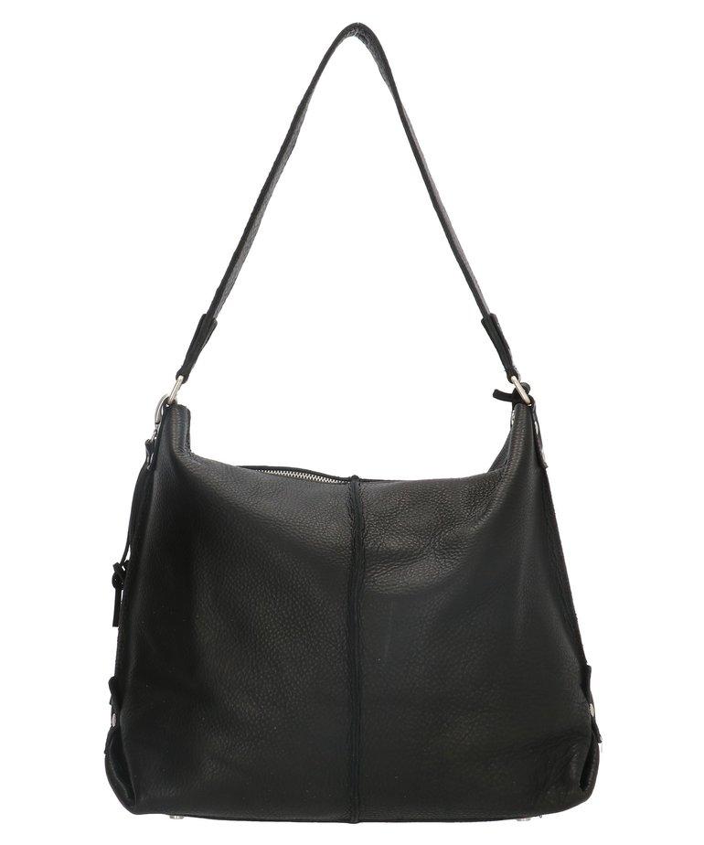 So Dutch Bags So Dutch Schoudertas Studs - Zwart