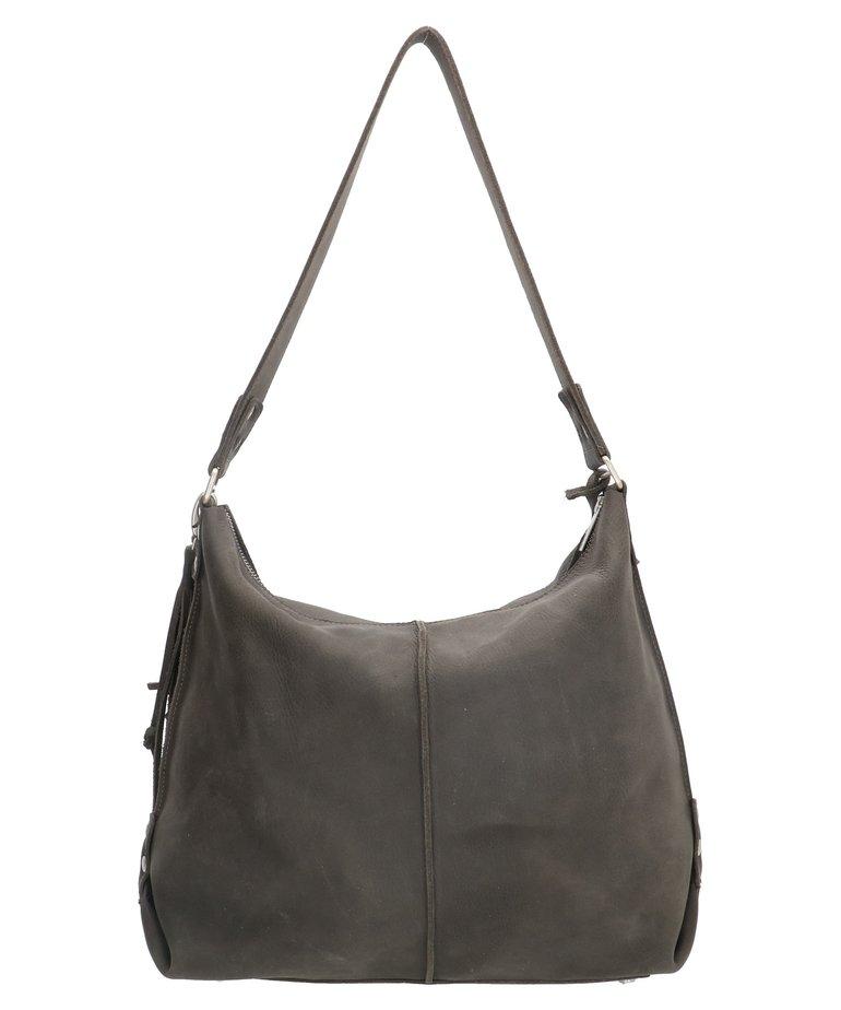 So Dutch Bags So Dutch Schoudertas Studs - Night Grey