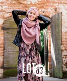 LOT83 Scarf Nina - Pink