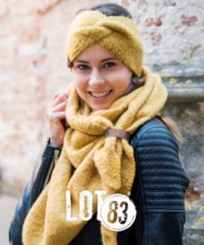 LOT83 Scarf Nina - Occre