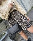 Catwalk Junkie Catwalk Junkie Skirt Wild Leopard - Brown
