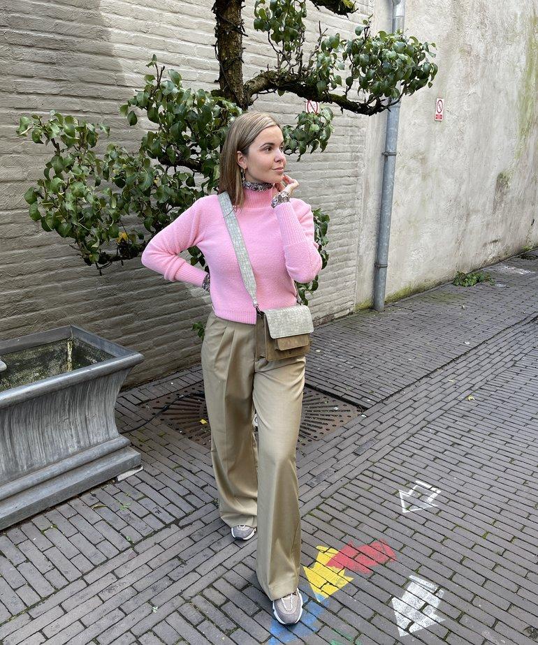 Catwalk Junkie Catwalk Junkie Knit Louise - Sea Pink