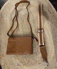 District Bags District Tas 510430 - Cognac