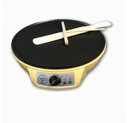 bestron Crêpe maker Instelbare thermostaat - Diameter van 30 cm