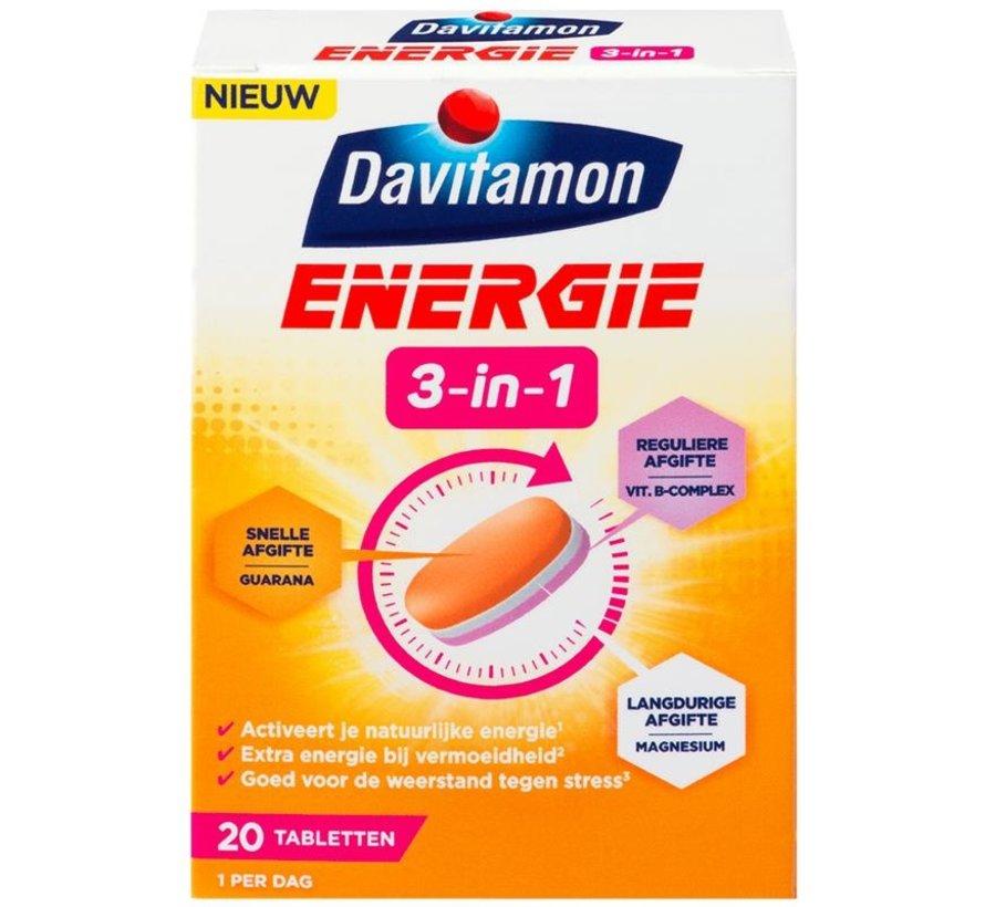 Energie 3 in 1